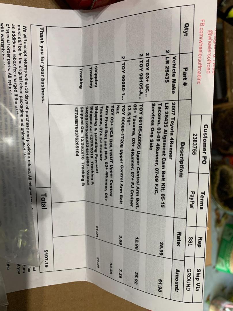 FS: Cam Bolt Kit 4th Gen  RI-thumbnail-4-jpg