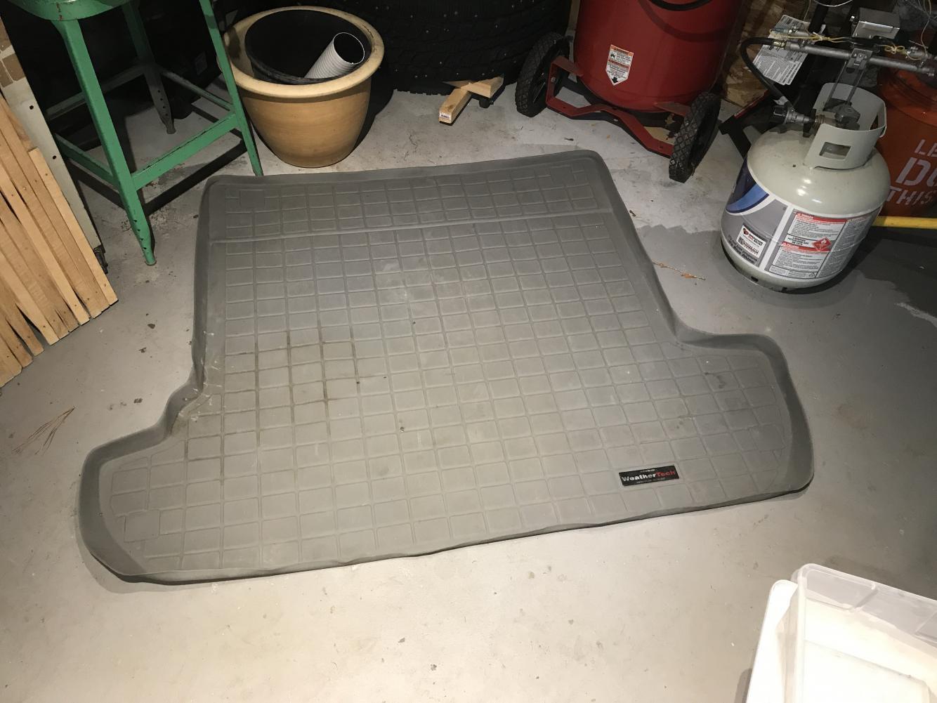FS: 4th Gen weathertech cargo mat grey, Tacoma, WA-af0e17cb-335c-4f46-9327-537d27533311-jpg