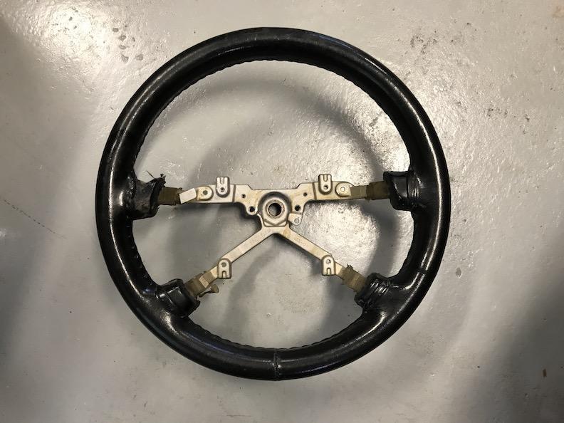 For Sale: 3rd Gen Steering wheel,  + shipping. Charleston, SC-img_9082-jpg