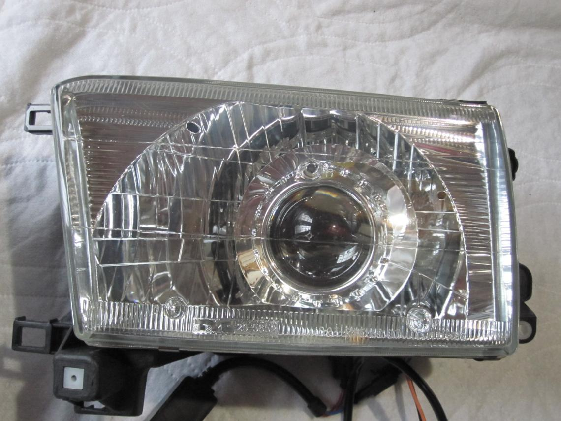 SOLD 3rd Gen, Complete Bi-Xenon Projector Retrofitted Headlights, 0 Balimore, MD-img_3354-jpg