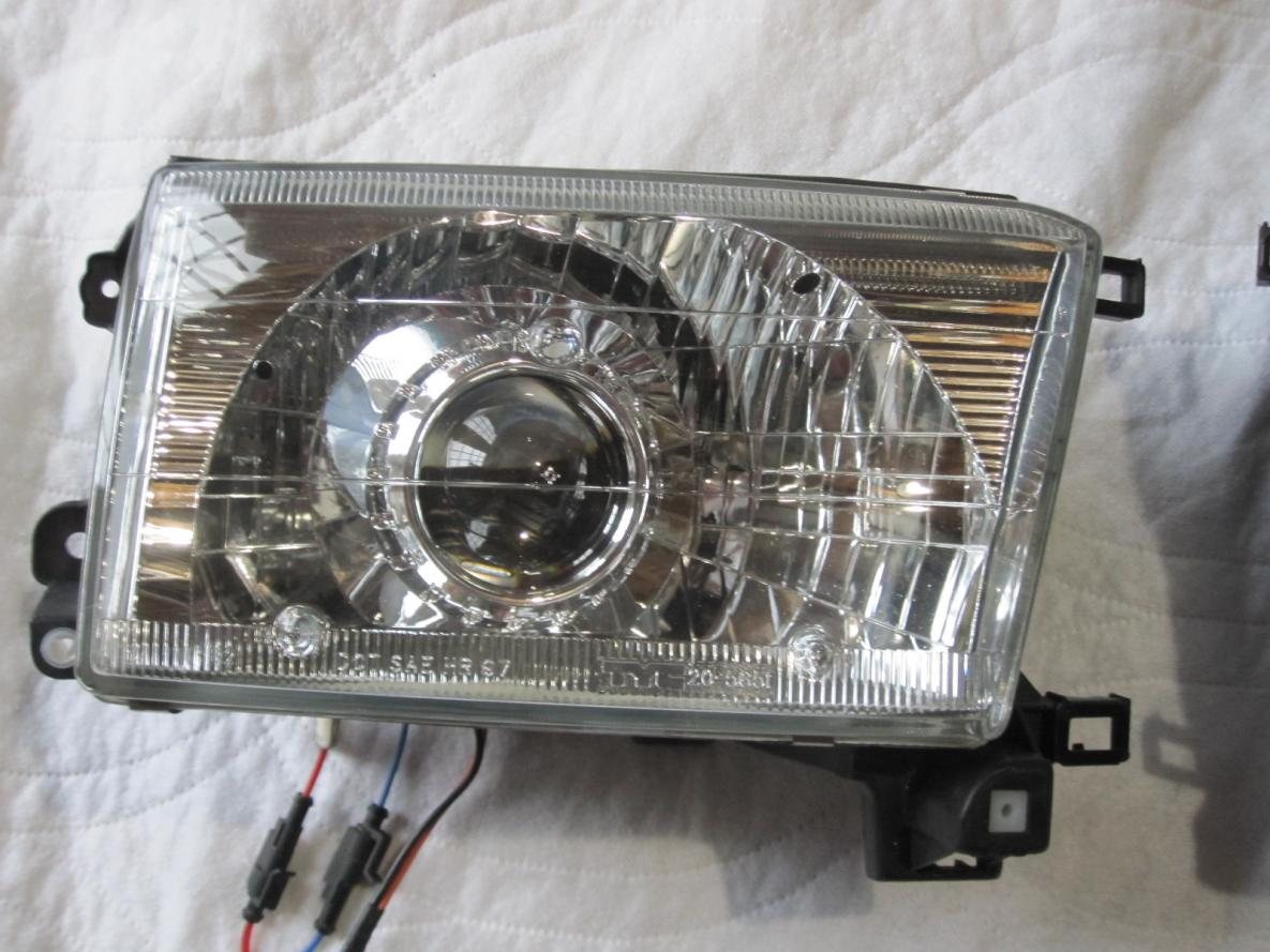 SOLD 3rd Gen, Complete Bi-Xenon Projector Retrofitted Headlights, 0 Balimore, MD-img_3355-jpg