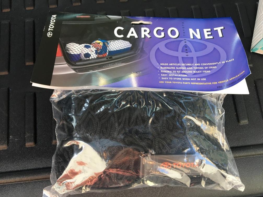 FS: 5th Gen Cargo Net -  - Orange County, CA-net02-jpg
