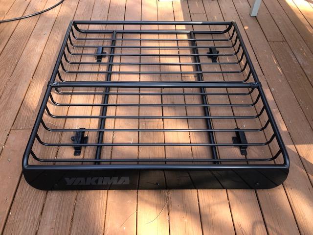 FS; 5th Gen Yakima Mega Warrior Cargo Basket , 0 Solomons MD-img_4876-jpg