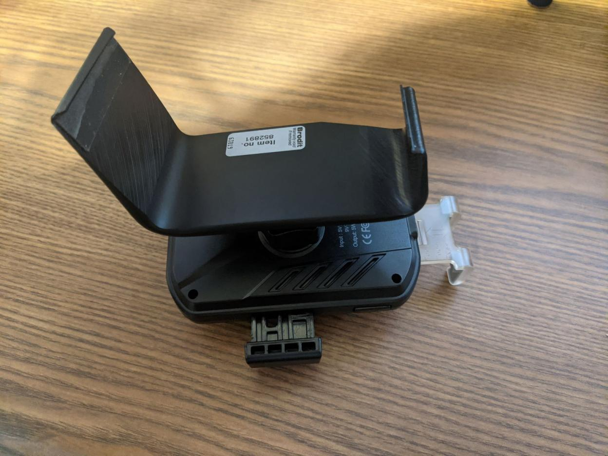 FS- 3rd Gen Proclips Phone Mount (with Wireless Charger) - North Jersey -  - SOLD!-pxl_20210328_211442276_s-jpg