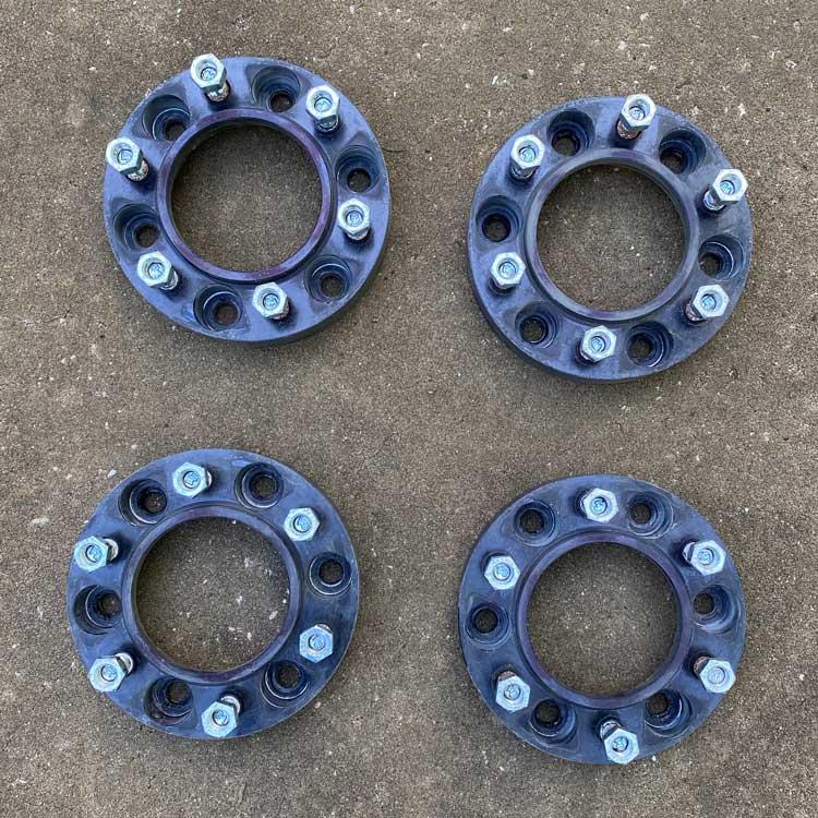 SOLD: 5th Gen Spidertrax Wheel Spacers,  shipped, Lakeland, FL-4runner-wheel-spacers-1-jpg