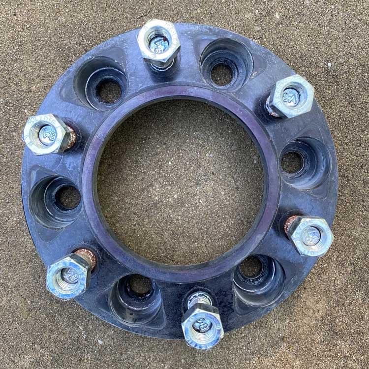 SOLD: 5th Gen Spidertrax Wheel Spacers,  shipped, Lakeland, FL-4runner-wheel-spacers-2-jpg