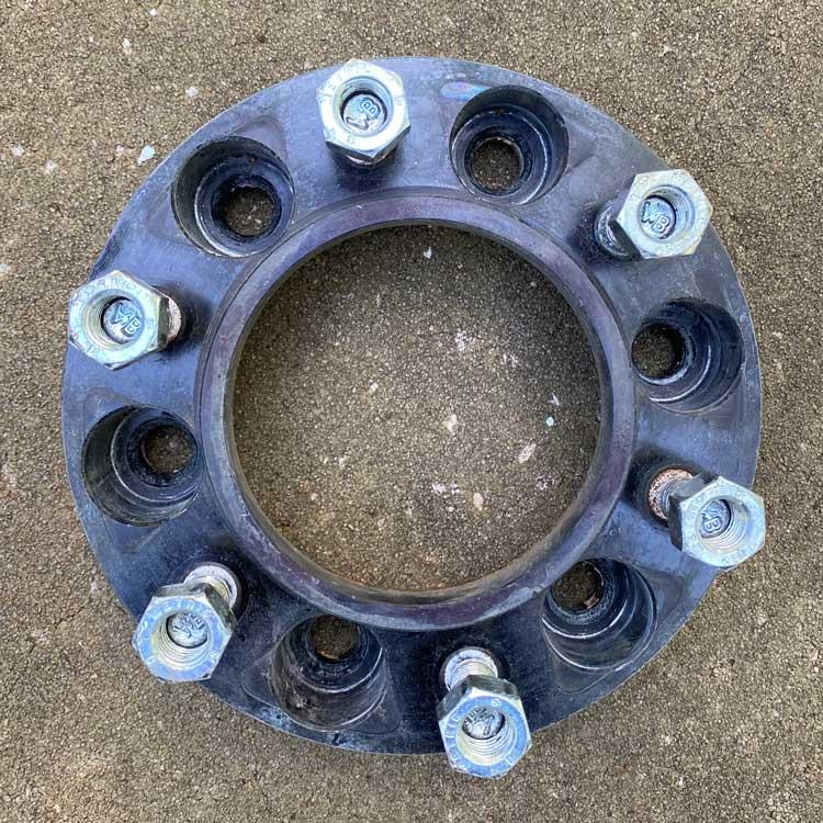 SOLD: 5th Gen Spidertrax Wheel Spacers,  shipped, Lakeland, FL-4runner-wheel-spacers-3-jpg