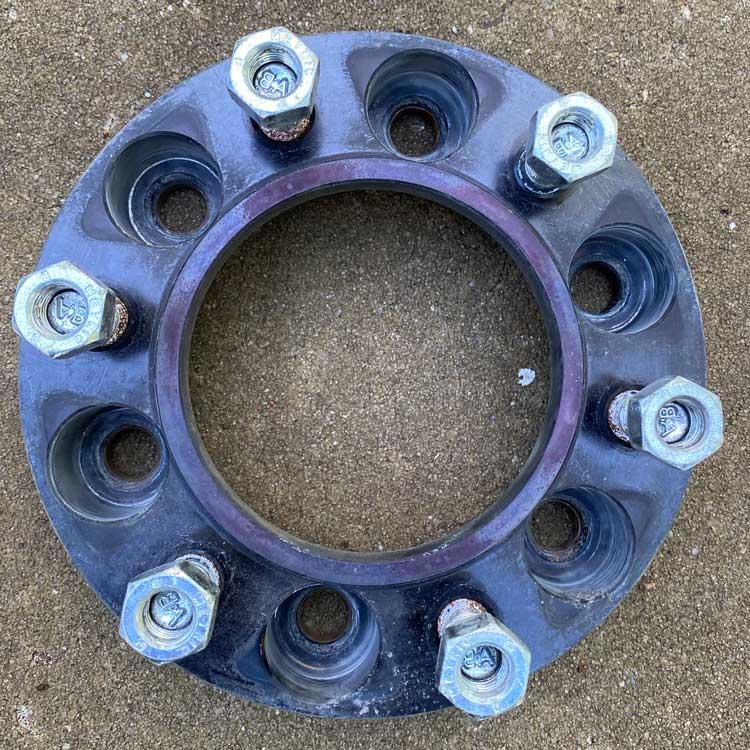 SOLD: 5th Gen Spidertrax Wheel Spacers,  shipped, Lakeland, FL-4runner-wheel-spacers-5-jpg