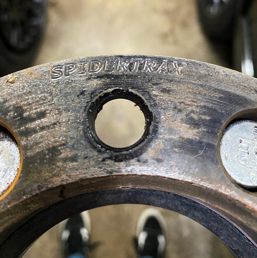 SOLD: 5th Gen Spidertrax Wheel Spacers,  shipped, Lakeland, FL-4runner-wheel-spacers-7-jpg