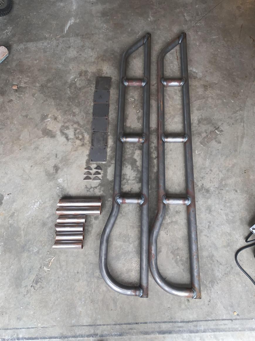 4x4 Innovation Rock Sliders Kit 66in - 3-5th gen - 5 -  Seattle WA-zdnul0b-jpg