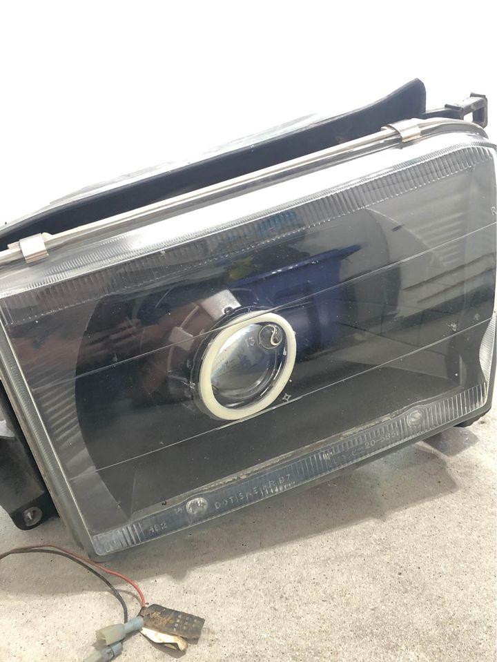 FS: 3rd gen 4Runner HID retro-fit headlights h1 mini morimoto Gainesville GA 0-retro1-jpg