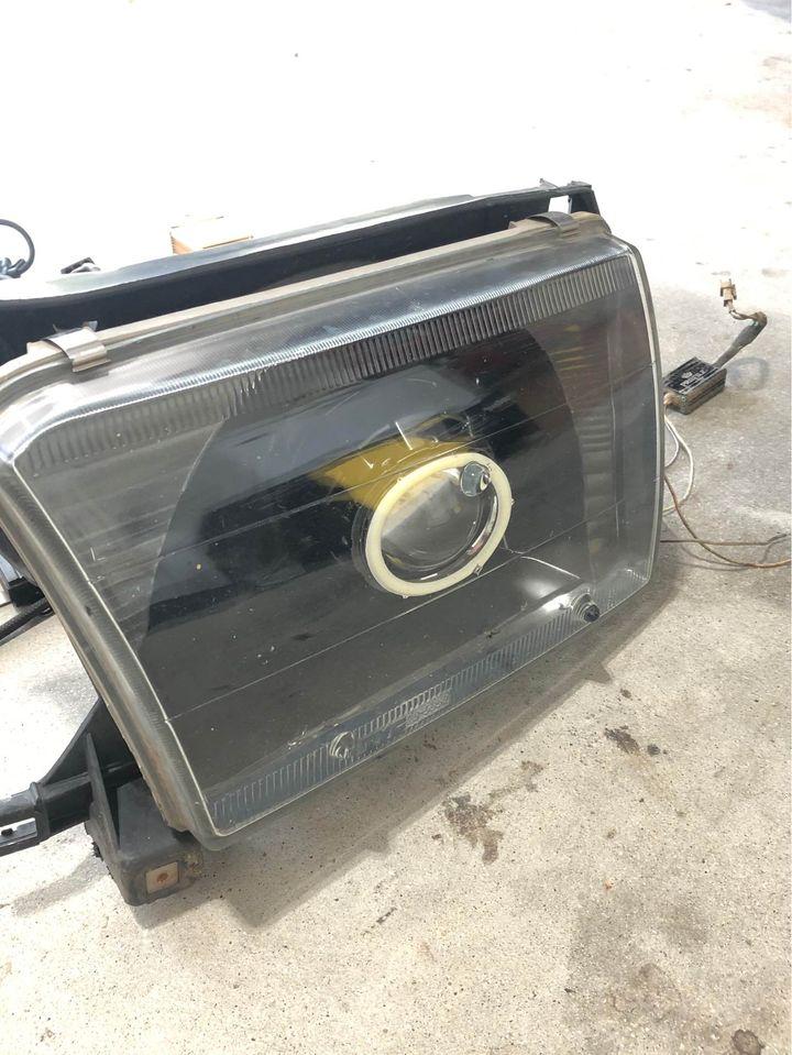 FS: 3rd gen 4Runner HID retro-fit headlights h1 mini morimoto Gainesville GA 0-retro2-jpg