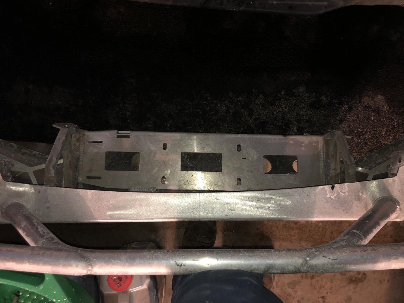 FS: 4th gen DC Bumper (it is damaged) Cary, Illinois-img_5261-min-jpg