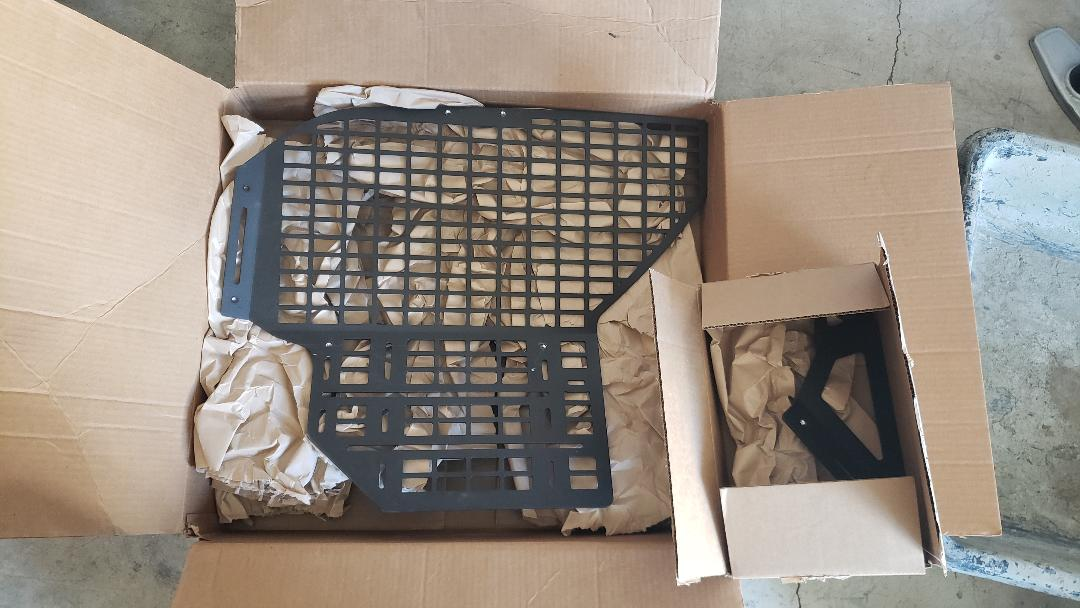 FS New, Cali-Rasied Driver Side Only Molle Panel 5th gen SoCal-cali-rasied-molle-panel-2-jpg