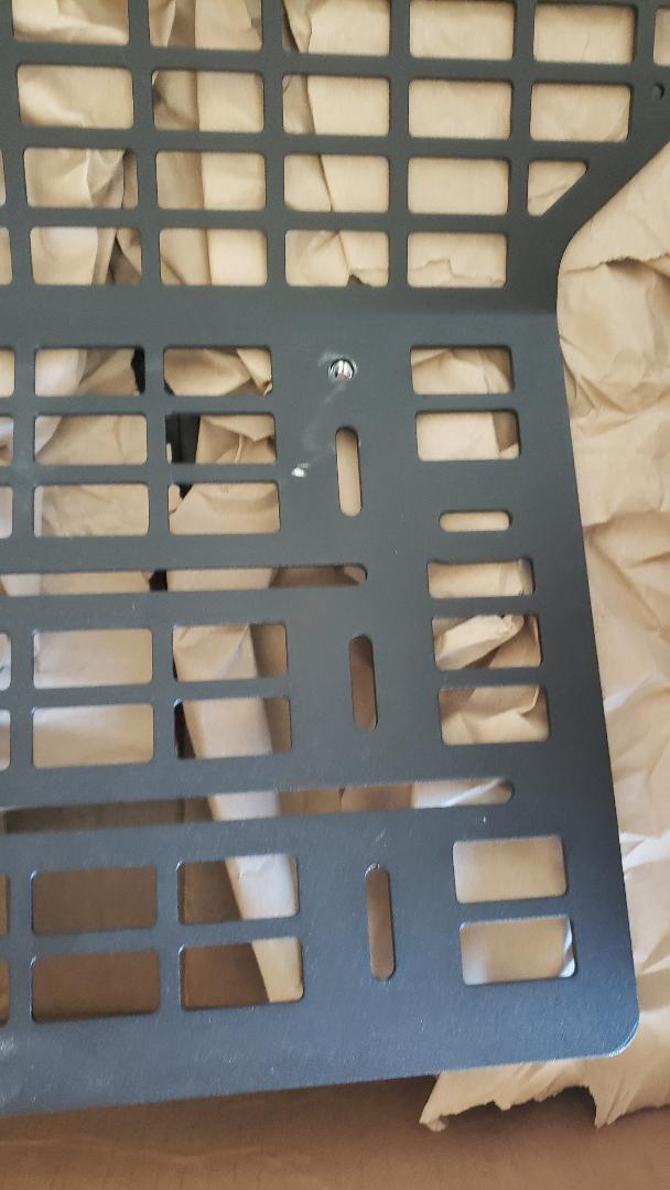 FS New, Cali-Rasied Driver Side Only Molle Panel 5th gen SoCal-cali-rasied-molle-panel-jpg