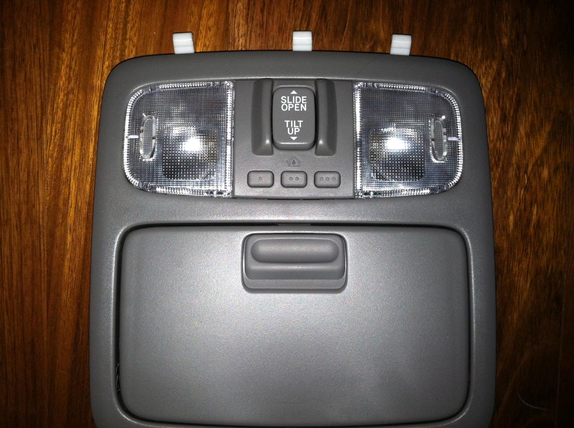 F/S: 4th Gen Homelink sunroof console-photo-1-jpg