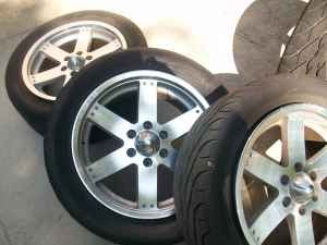 Toyota Fayetteville Nc >> 20' enkei rims fit- t4r, tacoma, tundra, fj, sequoia - Toyota 4Runner Forum - Largest 4Runner Forum
