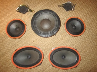 Jbl Speakers From 2004 Limited For Sale Toyota 4runner