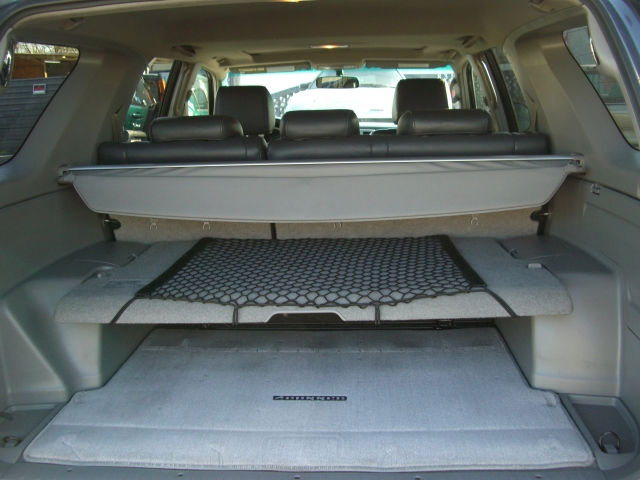 Toyota 4runner Double Deck Cargo