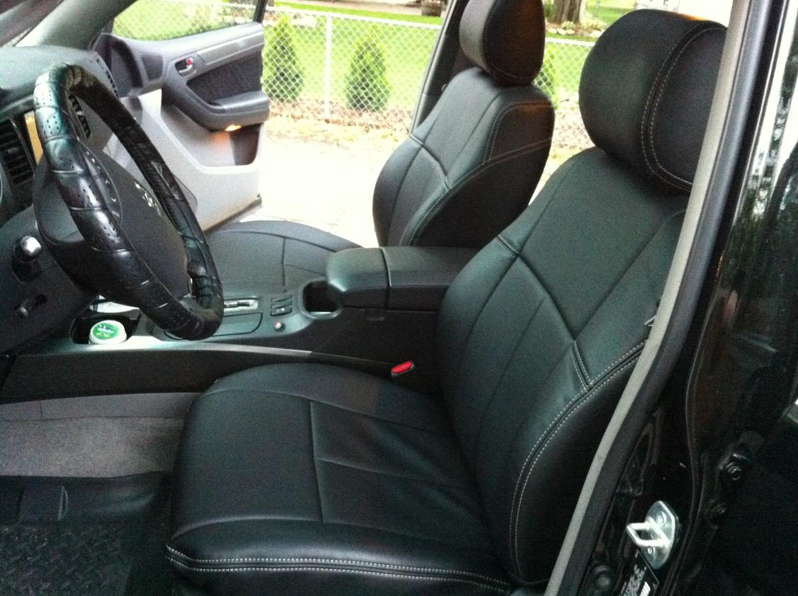 Clazzio Seat Covers 4th Gen New Toyota 4runner Forum