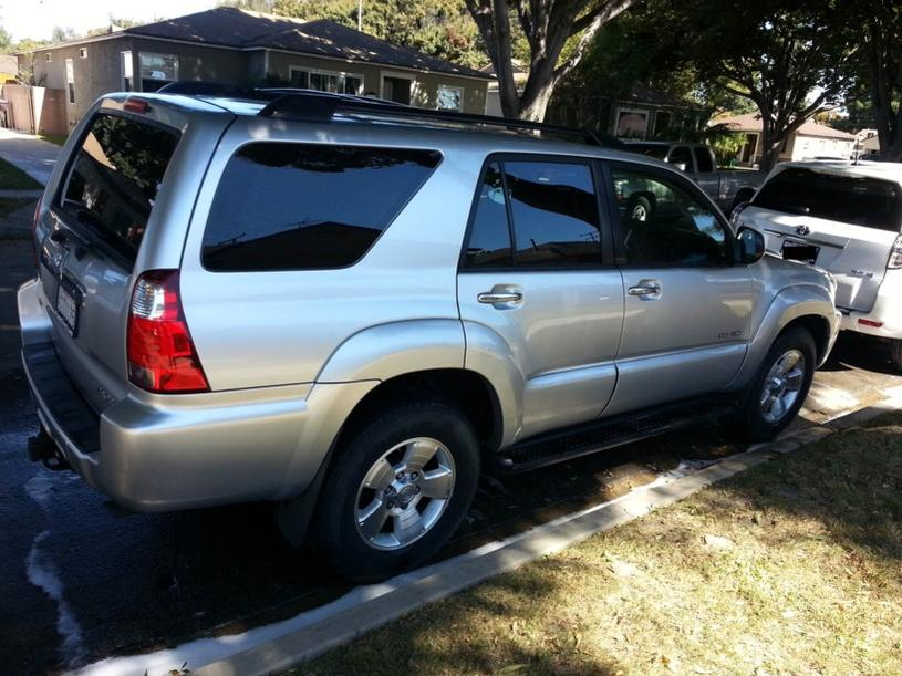 Carmax Extended Warranty >> FS: 4th gen 2008 4Runner SR5 V8 4WD --low 21,690 miles, Long Beach, CA-- $25.5k obo - Toyota ...