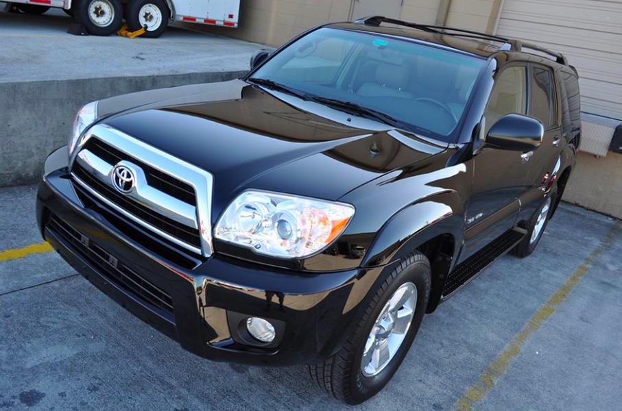 Toyota dealer knoxville for Used cars airport motor mile