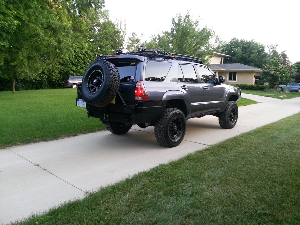 Fs 4th Gen Lifted 4runner V8 Sr5 11 000 Michigan