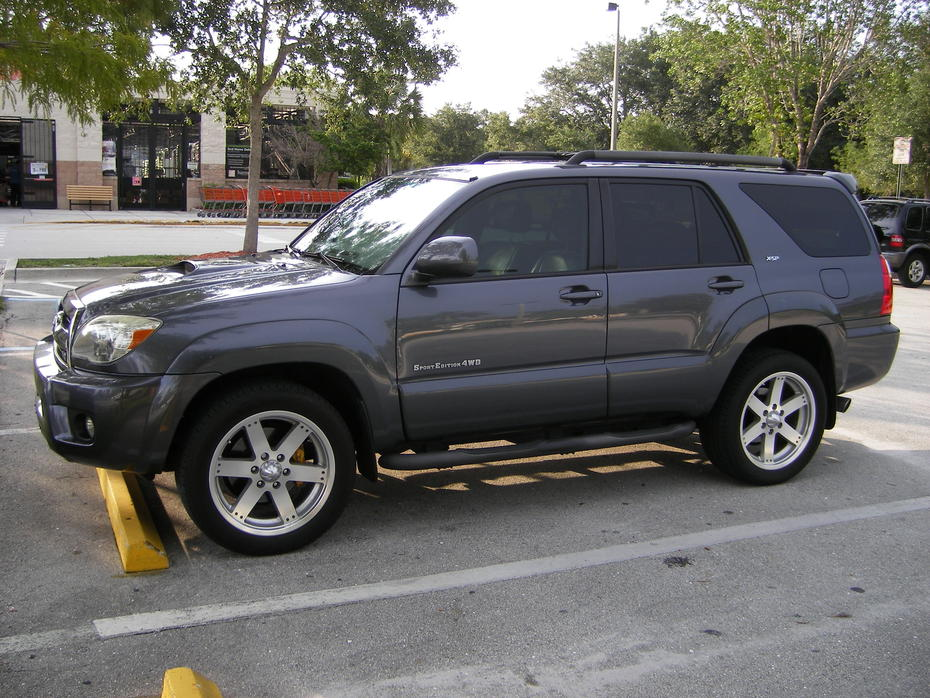 Fs  4th Gen 2006 4 Runner Sport V8 4x4 Xs