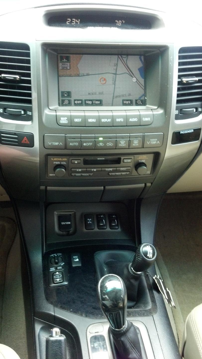 NJ 2005 Lexus GX470 Sport KDSS $19000 - Toyota 4Runner Forum