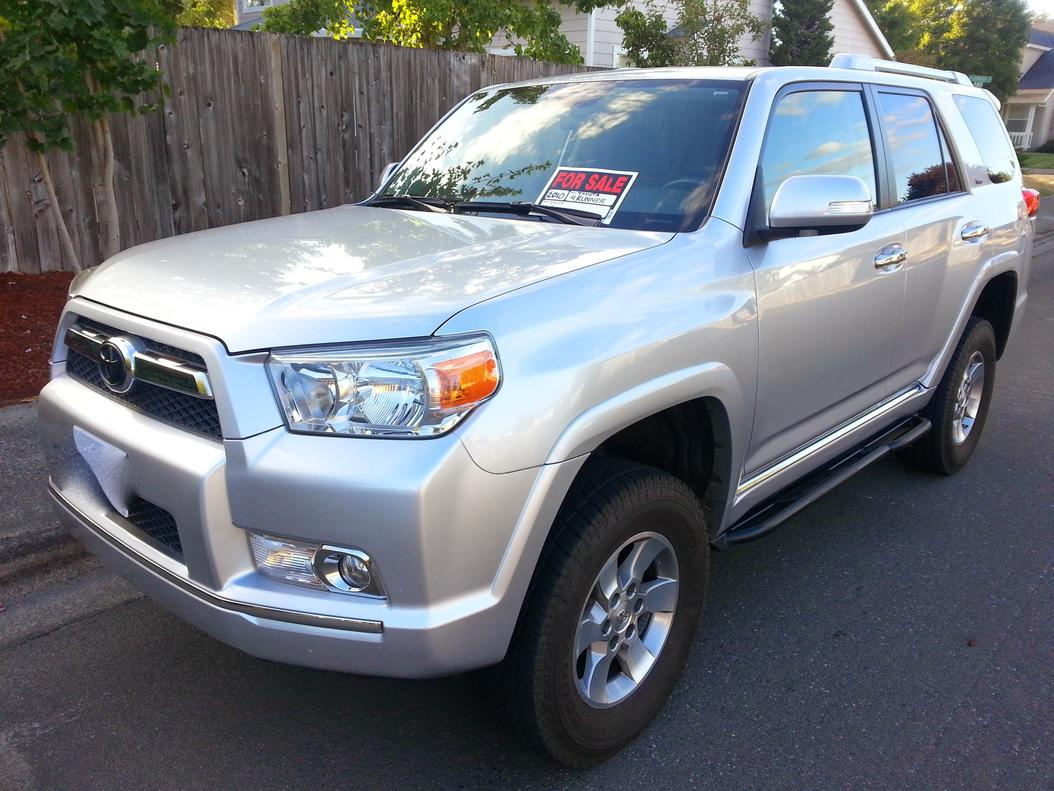 Used Toyota Four Runner For Sale Toyota 4runner 2010 Price price drop:2010 toyota 4runner, 5th gen, 4x4 ...