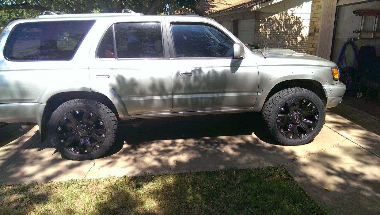 3rd generation 4 runner for sale in wichita falls tx toyota 4runner forum largest 4runner forum. Black Bedroom Furniture Sets. Home Design Ideas