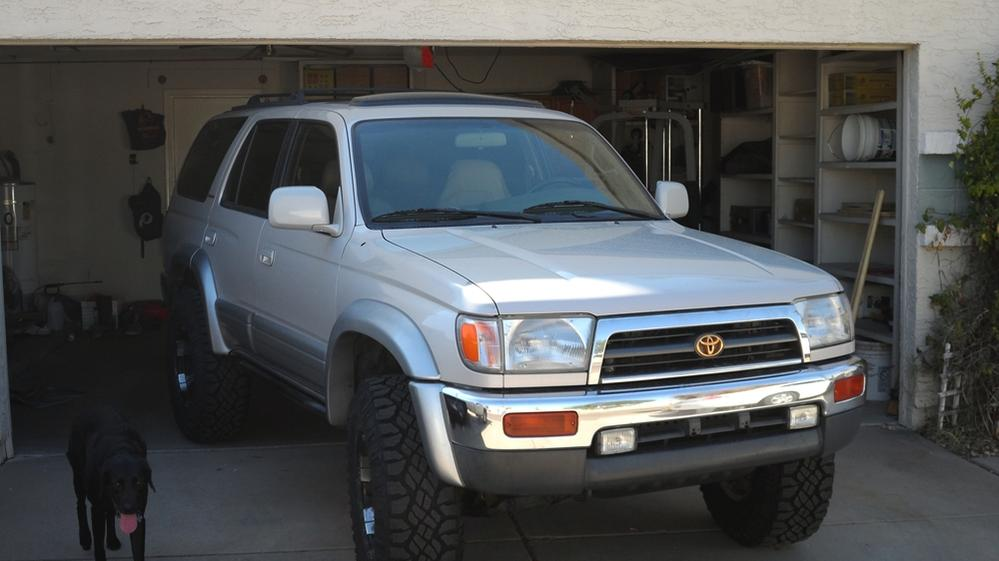 fs or ft 1997 4runner limited 4wd phoenix az toyota. Black Bedroom Furniture Sets. Home Design Ideas