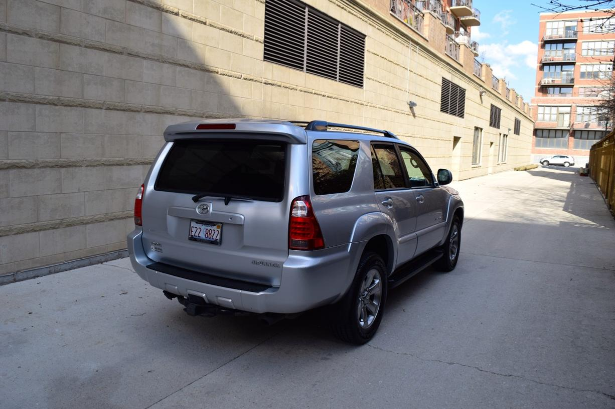 2005 4runner V8 Towing Capacity >> FS: 4th gen, 2008 Toyota 4Runner, V8, Limited, 4x4, Excellent Condition, Chicago - Toyota ...
