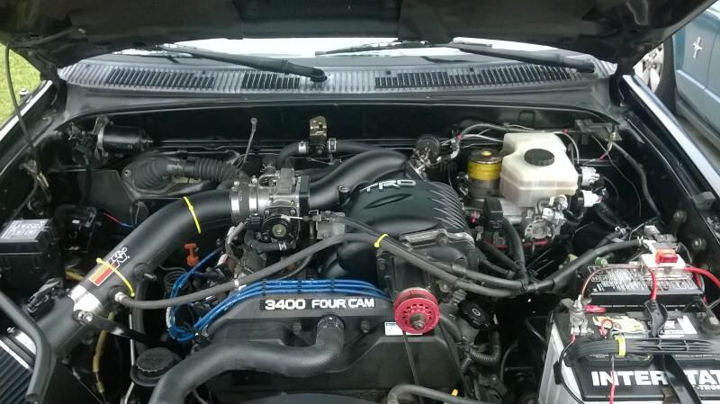 Fs 2002 Black Sport Edition Trd Supercharged 9150 Wpb Fl