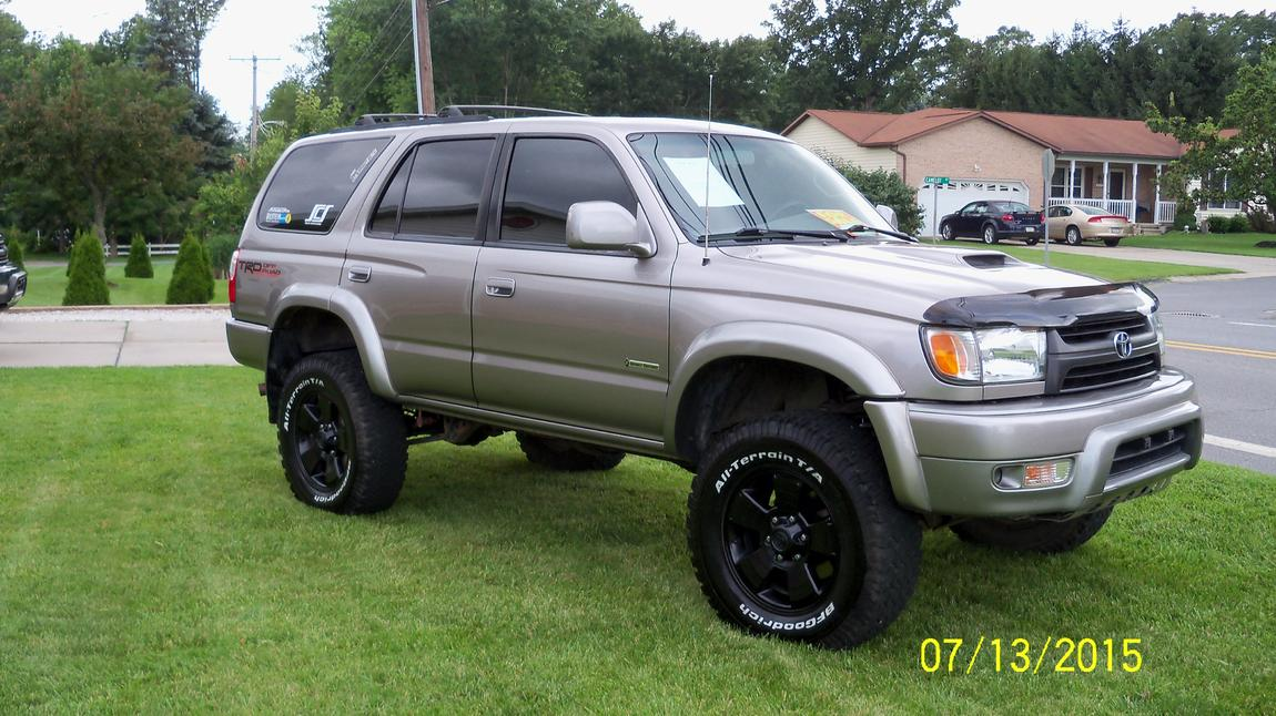2002 thundercloud sport 12 500 obo toyota 4runner forum largest 4runner forum. Black Bedroom Furniture Sets. Home Design Ideas