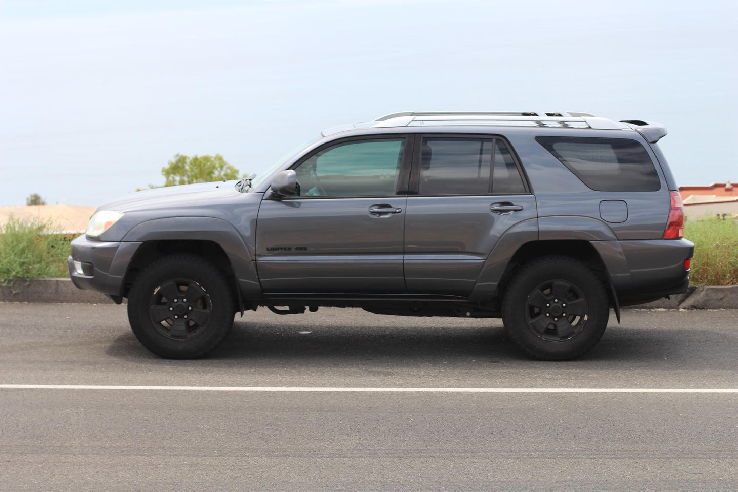 Fs 4th Gen Lifted 4wd Limited Socal Toyota 4runner