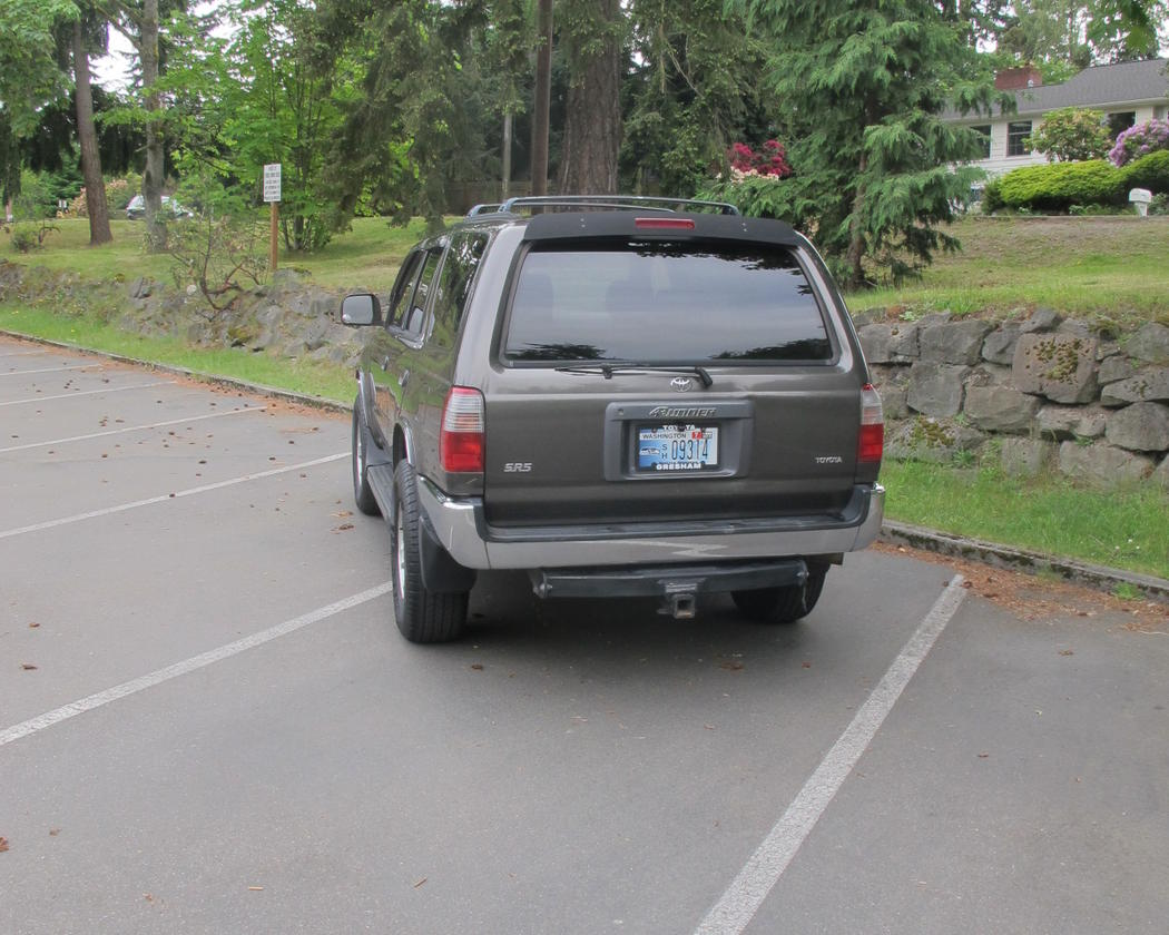 1998 Toyota 4runner Limited Owners Manual Good Owner Guide Website 1992 Fs 3rd Gen Seattle 8470 00 Obo Repair