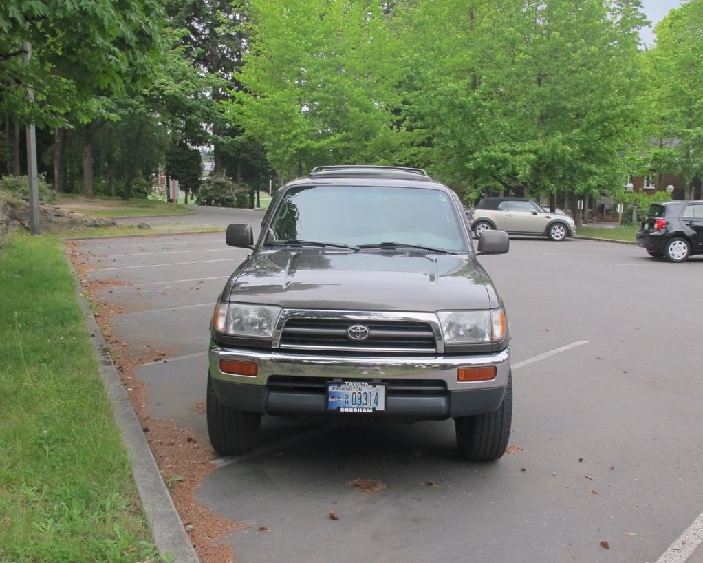 1998 Toyota 4runner Limited Owners Manual Good Owner Guide Website 1992 Fs 3rd Gen Seattle 8470 00 Obo 1996 Repair