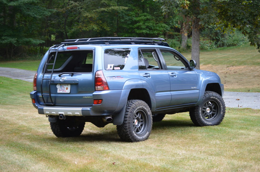 Image Gallery Lifted 2004 4runner