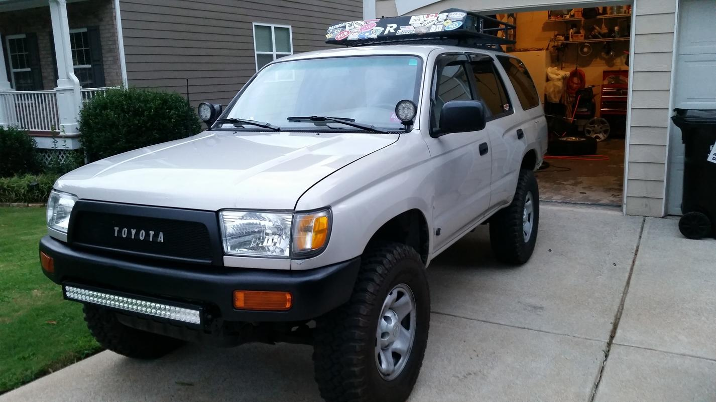 3rd Gen - Atlanta - Toyota 4Runner Forum - Largest 4Runner ...