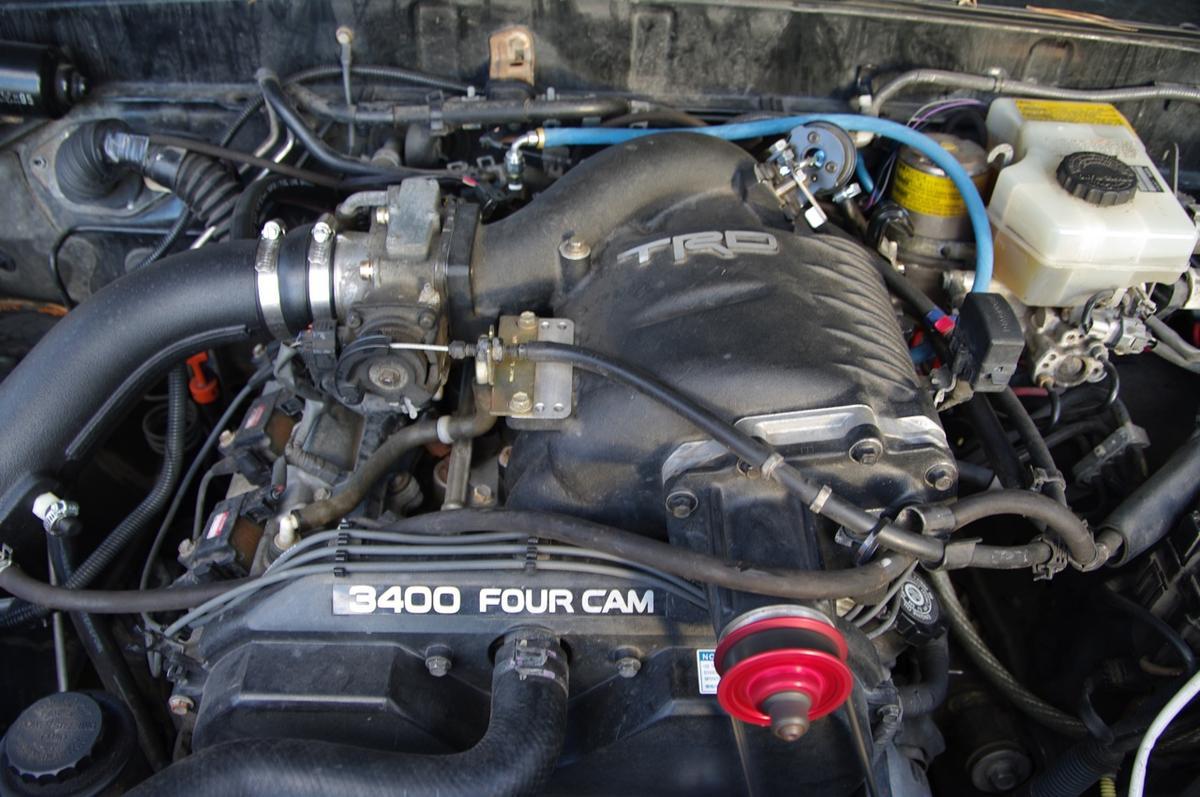 Fs 3rd Gen 2001 4runner 4x4 Sr5 Trd Supercharged Urd