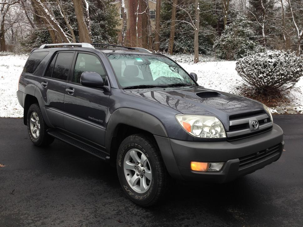 2003 4runner v8 sport edition 4wd toyota 4runner forum largest 4runner forum. Black Bedroom Furniture Sets. Home Design Ideas