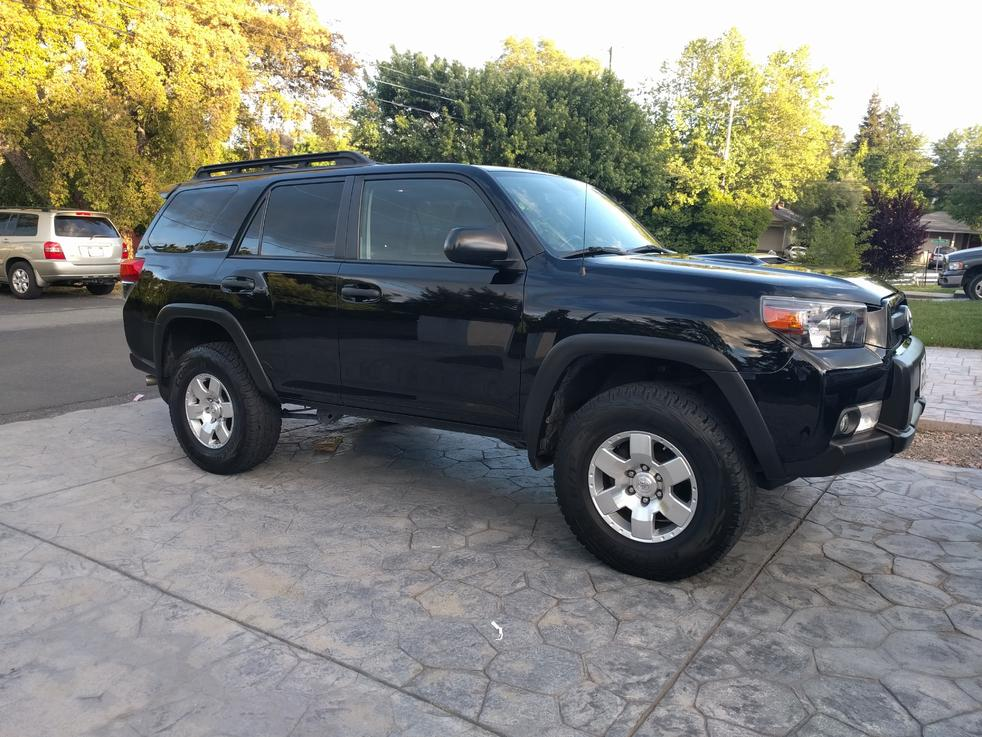 fs 2011 toyota 4runner trail w kdss bay area ca. Black Bedroom Furniture Sets. Home Design Ideas