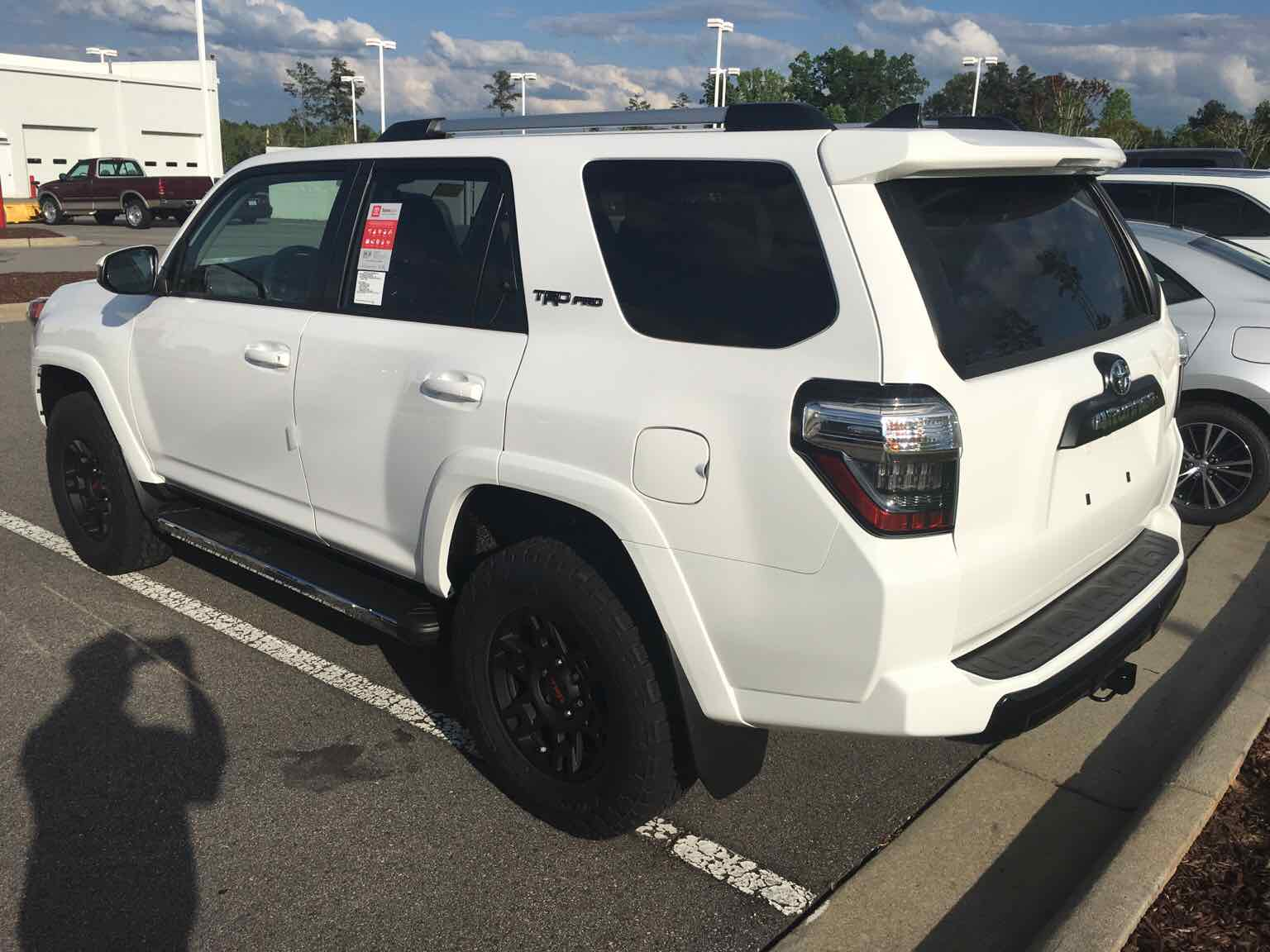 fs 2016 toyota 4runner trd pro white toyota 4runner forum largest 4runner forum. Black Bedroom Furniture Sets. Home Design Ideas