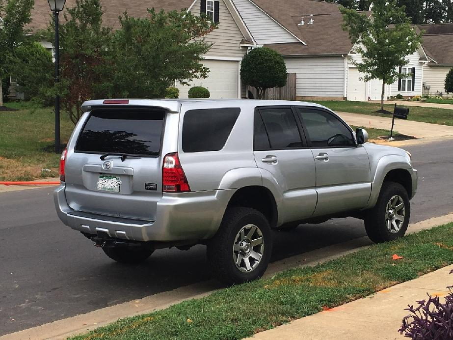 fs nc 2006 4runner v8 sport 4wd toyota 4runner forum largest 4runner forum. Black Bedroom Furniture Sets. Home Design Ideas