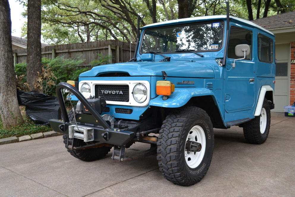 Fs Or Trade 1979 Toyota Fj40 Landcruiser Toyota 4runner