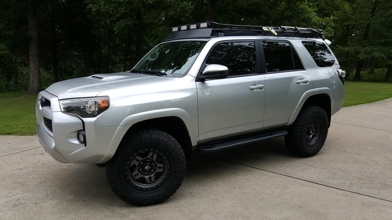 Fs 5th Gen 2014 4runner Trail Edition Lifted 32 500