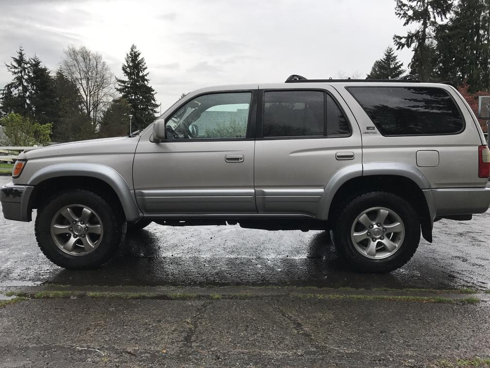 Fs 3rd Gen 6k 2000 Supercharged Limited 4x4 Portland Or Toyota 4runner Forum Largest 4runner Forum
