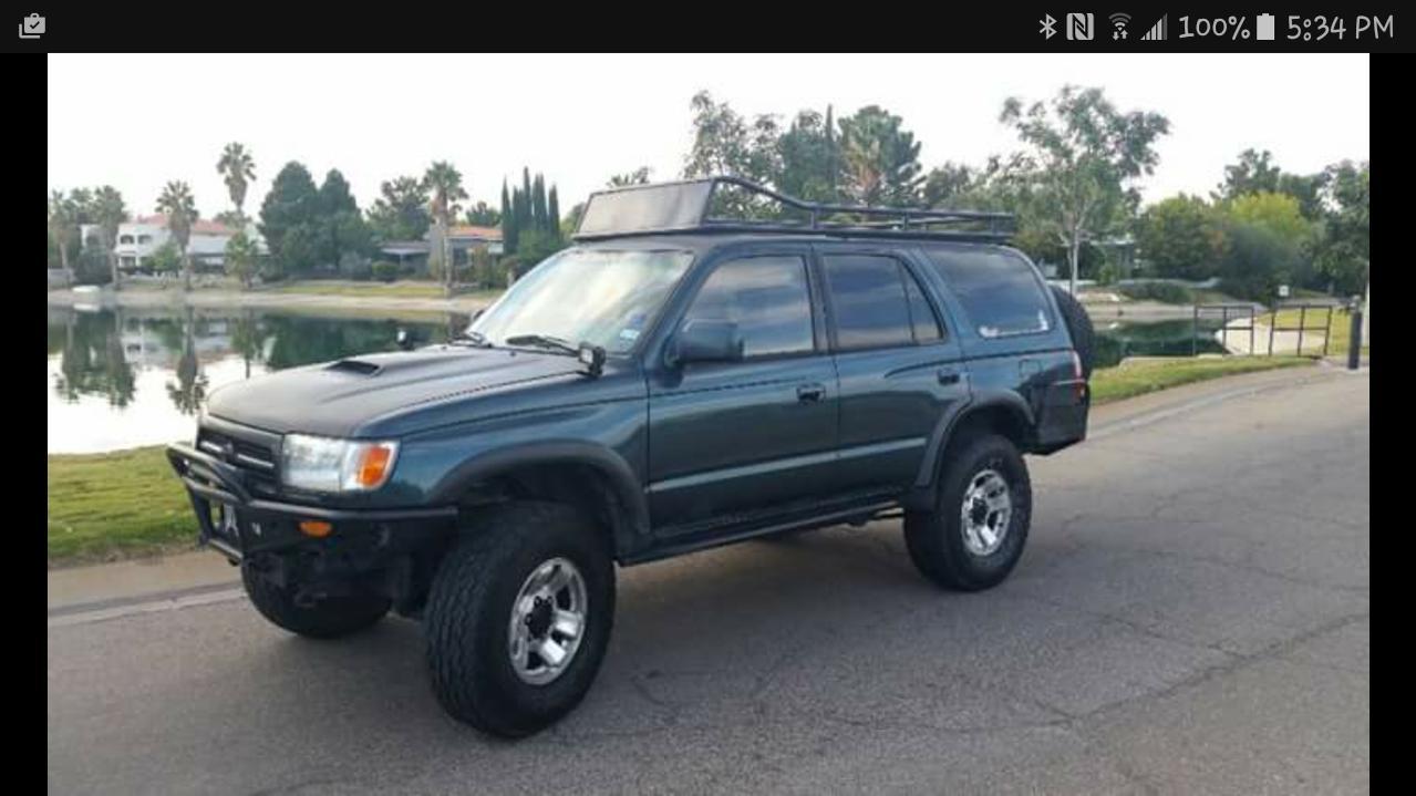 FS: 3rd Gen '97 4runner Sr5 4x4 auto,supercharged,locked,lifted,armored, El Paso Tx $-screenshot_20170506-173440-jpg