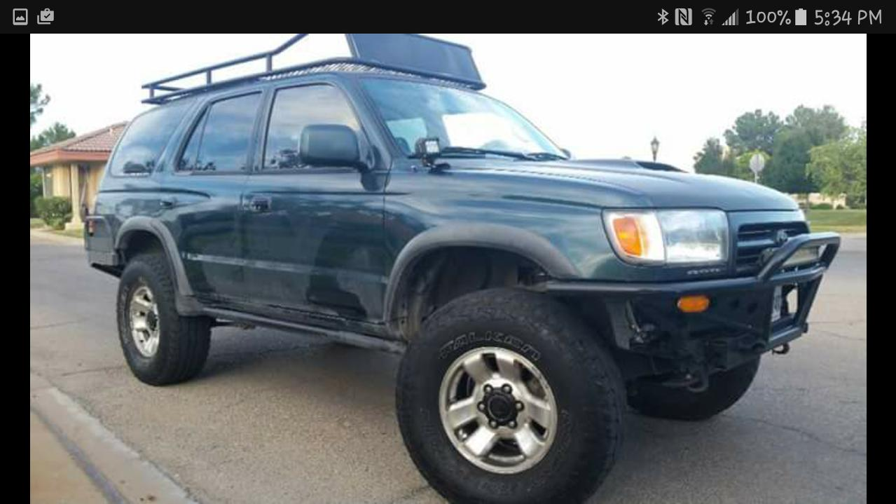 FS: 3rd Gen '97 4runner Sr5 4x4 auto,supercharged,locked,lifted,armored, El Paso Tx $-screenshot_20170506-173447-jpg